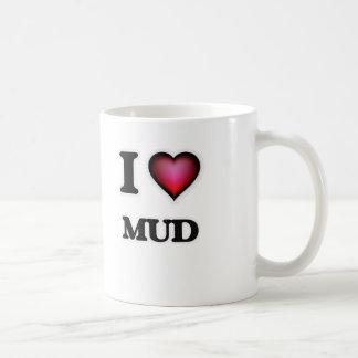 J'aime la boue mug