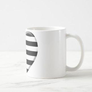 j'aime la Bretagne Tasses À Café