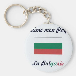 J'aime la Bulgarie.jpg Porte-clés