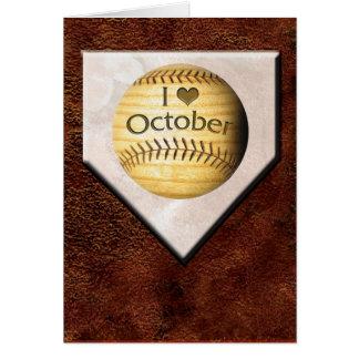J'aime la carte d'octobre