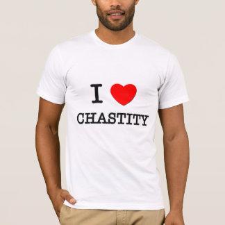 J'aime la chasteté t-shirt