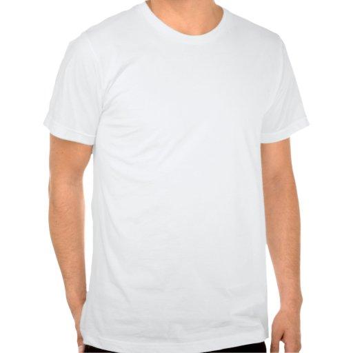 J'aime la chemise irlandaise de filles t-shirt