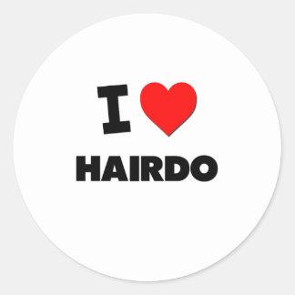 J'aime la coiffure
