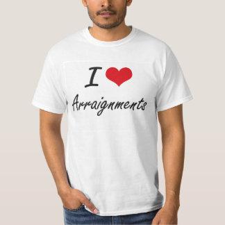 J'aime la conception artistique de lectures de t-shirt