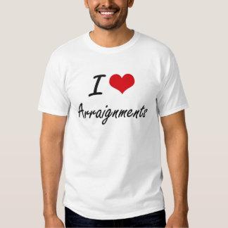J'aime la conception artistique de lectures de t-shirts