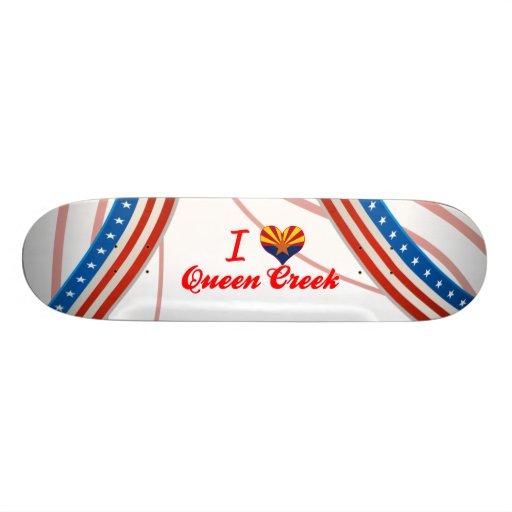 J'aime la crique de la Reine, Arizona Plateaux De Skateboards Customisés