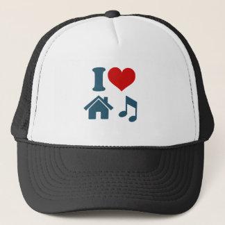 J'aime la danse du casquette | Ibiza de camionneur