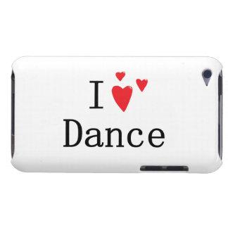 J'aime la danse étui iPod touch