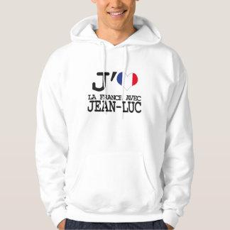 J'aime la France avec Jean Luc Veste À Capuche