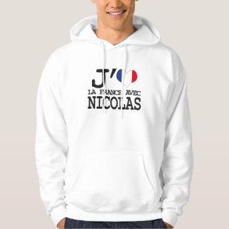 J'aime la France avec Nicolas Veste À Capuche