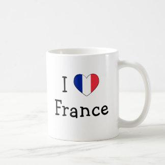 J'aime la France Mug