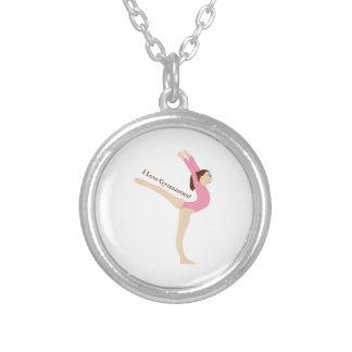 J'aime la gymnastique ! collier