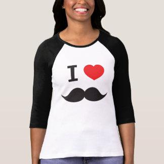 J'aime la moustache t-shirt