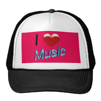 J'aime la musique 2 casquette