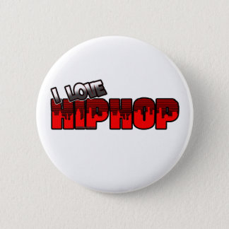 J'aime la musique de HIP HOP Badge