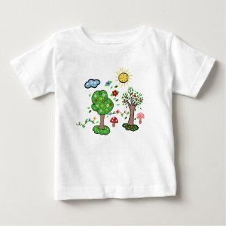 J'aime la nature t-shirts