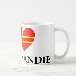 J'aime la Normandie Mug