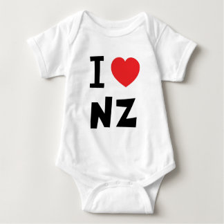 J'aime la Nouvelle Zélande Body