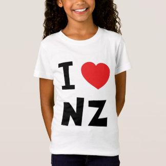 J'aime la Nouvelle Zélande T-Shirt