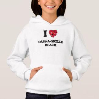 J'aime la plage la Floride de Passage-UN-Gril