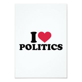 J'aime la politique bristol personnalisé