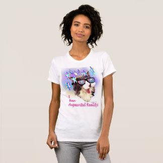 J'aime la réalité augmentée Darla T-shirt