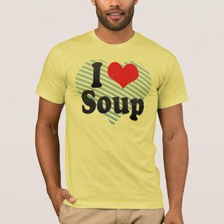 J'aime la soupe t-shirt