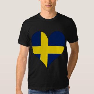 J'aime la Suède T-shirts