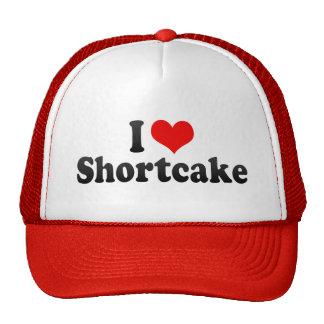 J'aime la tarte sablée casquette