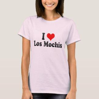 J'aime la visibilité directe Mochis, Mexique T-shirt
