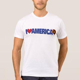 J'aime l'Amérique T-shirt