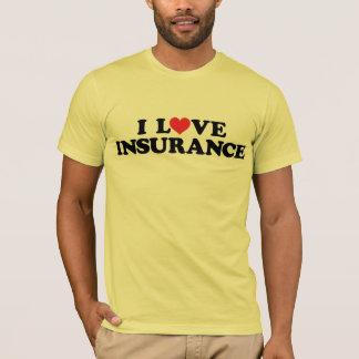 J'aime l'assurance t-shirt