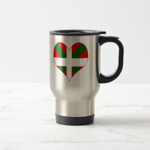 J'aime le basque tasse