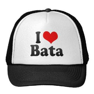J'aime le Bata, Guinée équatoriale Casquettes De Camionneur