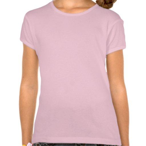 J'aime le bébé de filles de chevaux - chemise de p t-shirt