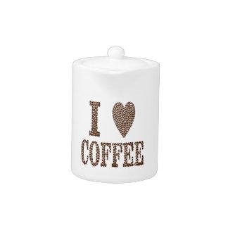 J'aime le café