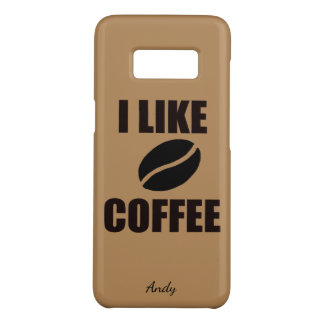 J'aime le café coque Case-Mate samsung galaxy s8