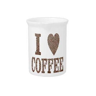 J'aime le café pichet