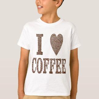 J'aime le café t-shirt