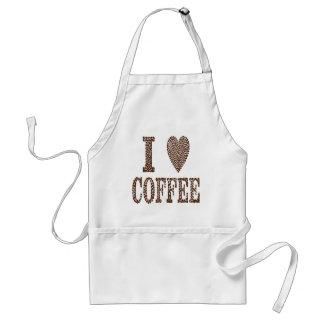 J'aime le café tablier