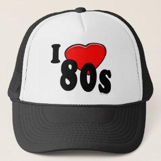 J'aime le casquette 80s