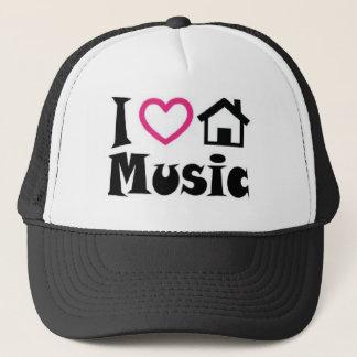 J'aime le casquette de musique de Chambre