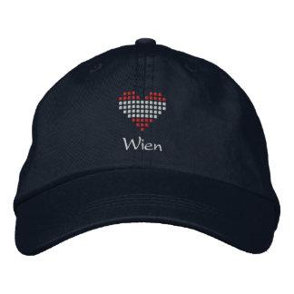 J'aime le casquette de Wien - casquette autrichien