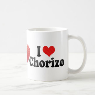 J'aime le chorizo mug
