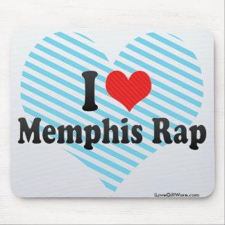 J'aime le coup sec et dur de Memphis Tapis De Souris
