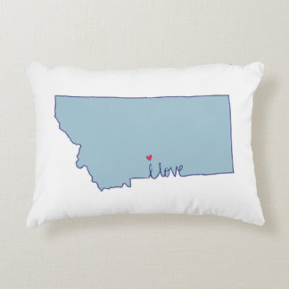 J'aime le coussin du Montana