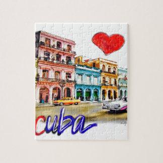 J'aime le Cuba Puzzles