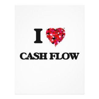 J'aime le flux de liquidités prospectus 21,6 cm x 24,94 cm