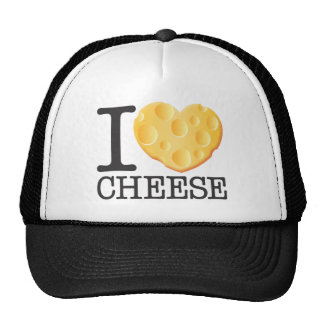 J'aime le fromage casquettes