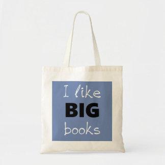 J'aime le GRAND sac fourre-tout à livres